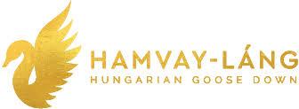 Hamvay Lang goose down pillows from hungary